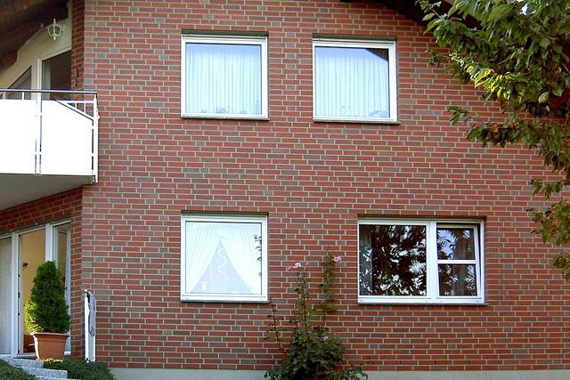 линкерная фасадная плитка под кирпич Roben Rhön bunt, 240*9*71 мм