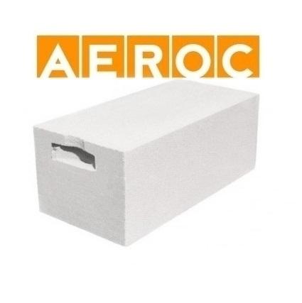 Газобетонные блоки AEROC Classic (D500), 400*250*625 мм