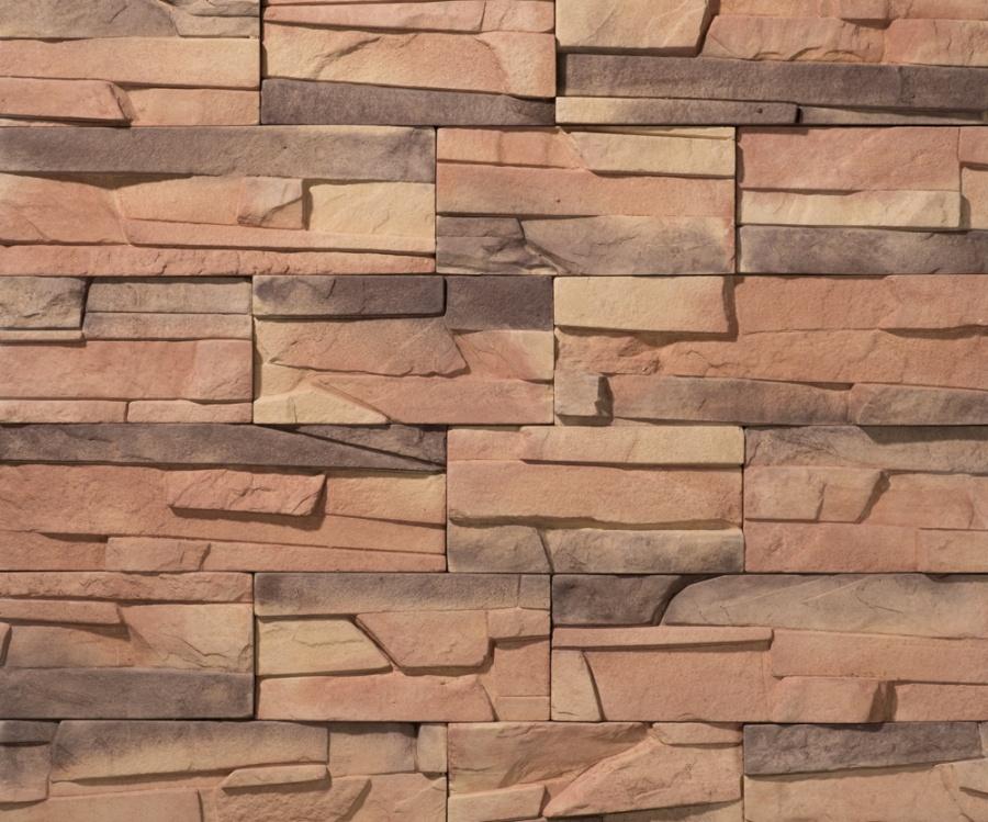 Облицовочный камень Тонкий пласт, цвет 20