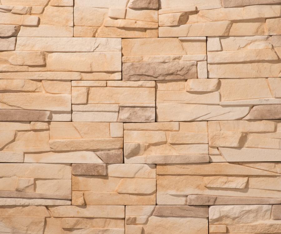 Облицовочный камень Тонкий пласт, цвет 23