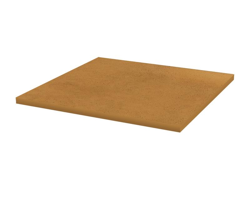 Напольная клинкерная плитка Paradyz Aquarius Brown, 300*300*11 мм