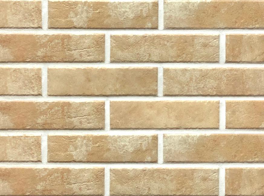 Клинкерная фасадная плитка Paradyz Ilario Beige