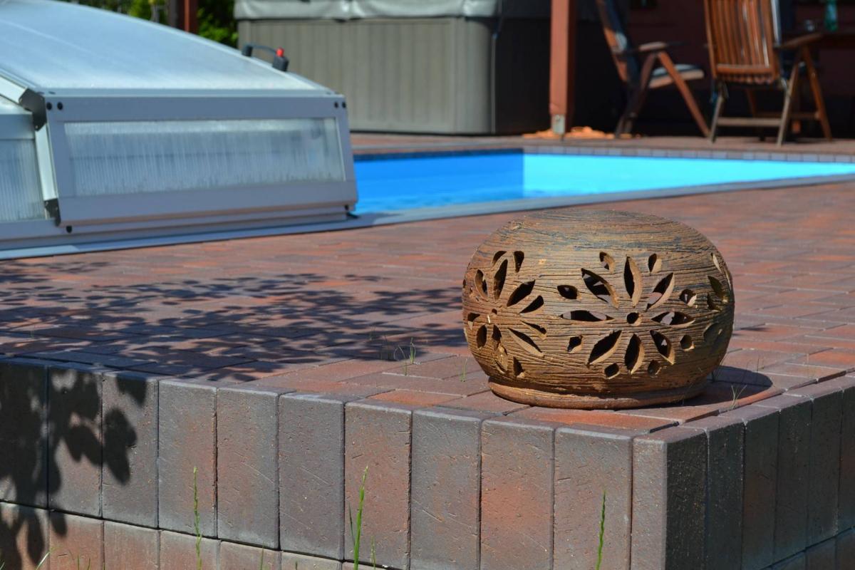 Тротуарная клинкерная брусчатка Vandersanden Calau 45, 200*100*45 мм