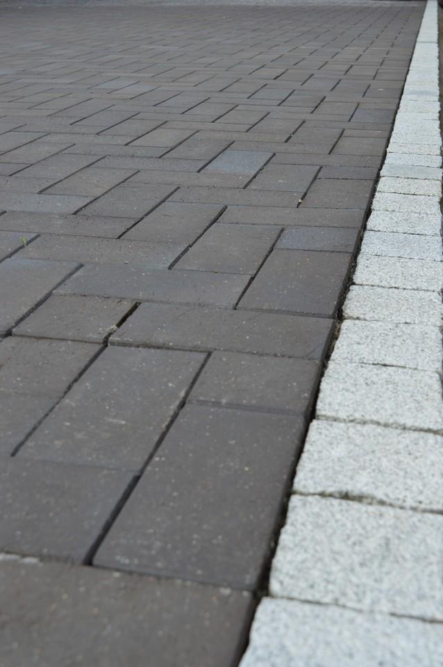 Тротуарная клинкерная брусчатка Vandersanden Bautzen, 200*100*45 мм