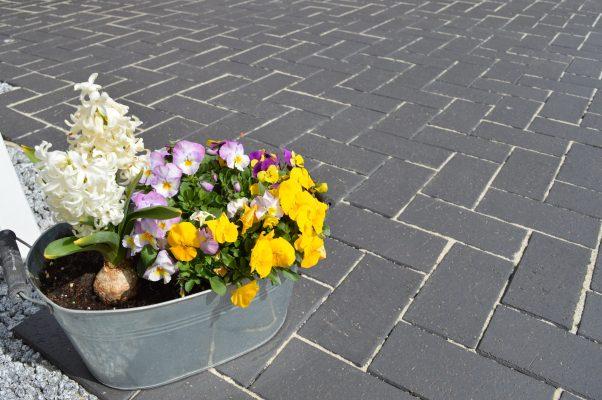 Тротуарная клинкерная брусчатка Vandersanden Milano, 200*100*45 мм