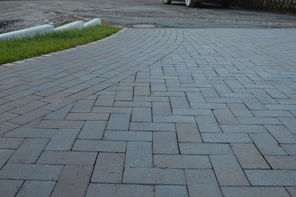 Тротуарная клинкерная брусчатка Vandersanden Alt Berlin, 200*100*52 мм
