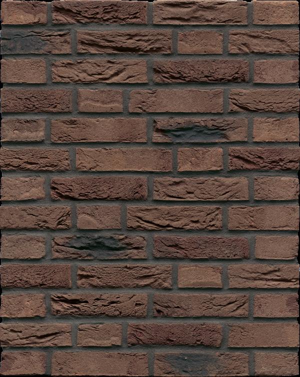 Кирпич ручной формовки Muhr E20, Ruhrtal Mangan, 210*100*65 мм