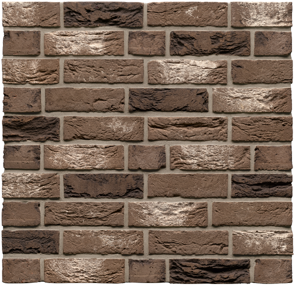 Кирпич ручной формовки Muhr E51, Leeds, 210*100*65 мм