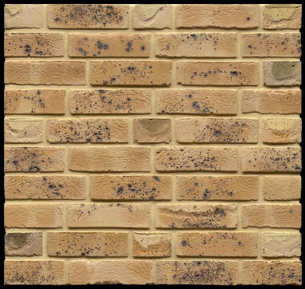 Кирпич ручной формовки Muhr E99, London Yellow Stock, 215*102*65 мм