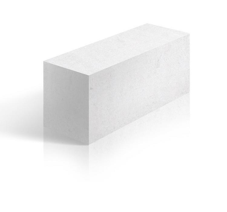 Газобетонные блоки AEROC EcoTerm (D400), 250*250*625 мм