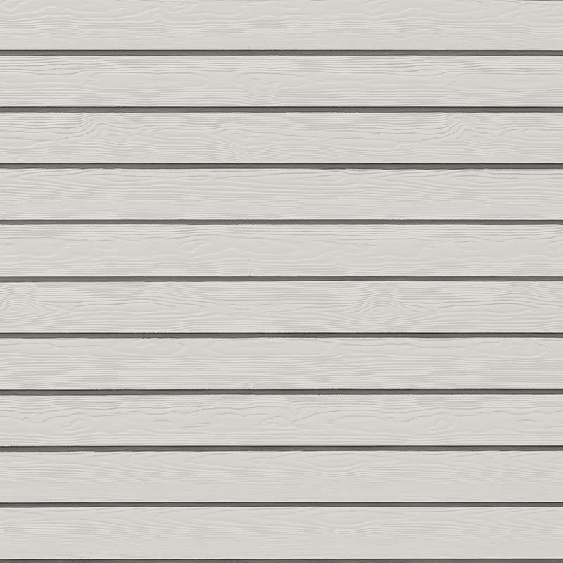 Фиброцементная панель Cedral Click Wood (дерево), цвет С01 белый минерал