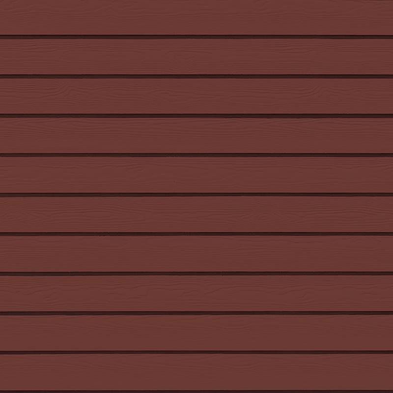 Фиброцементная панель Cedral Click Wood (дерево), цвет С61 красная земля
