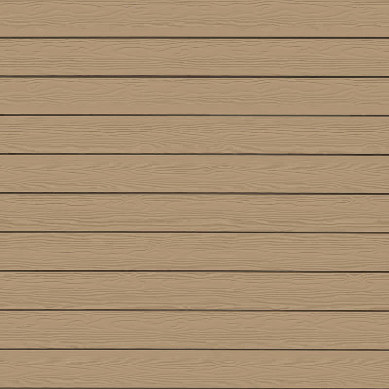Фиброцементная панель Cedral Wood (дерево), цвет С11 золотой песок