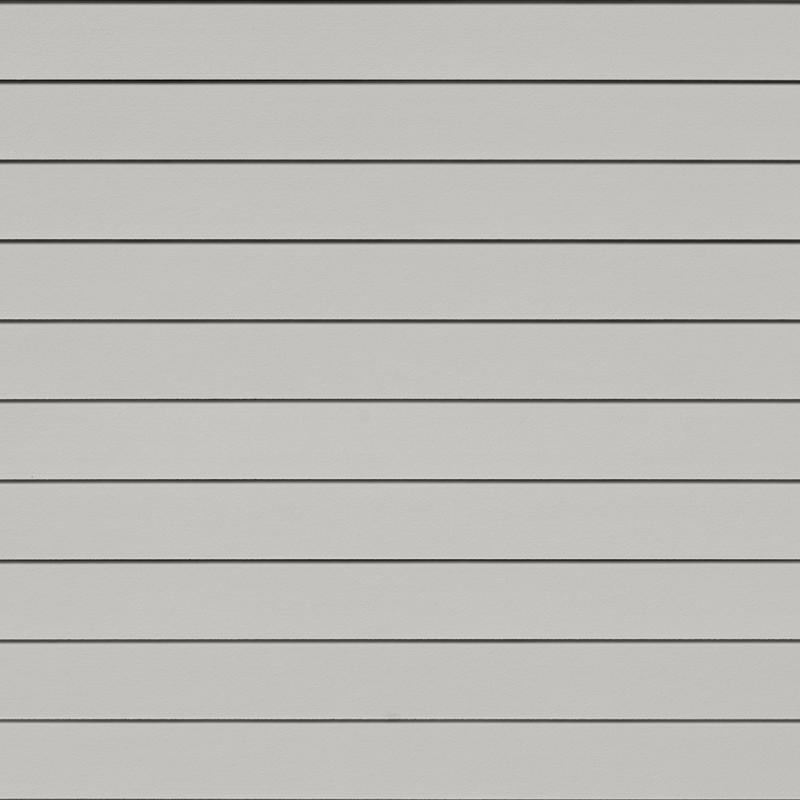 Фиброцементная панель Cedral Smooth (гладкий), цвет С51 серебристый минерал
