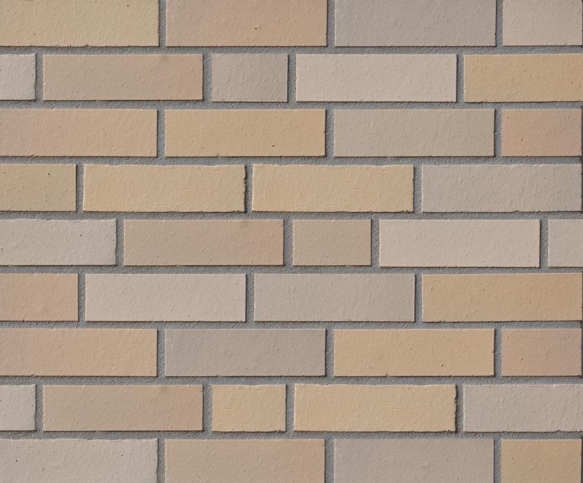 Клинкерная фасадная плитка под кирпич ABC Elmshorn-Ockergrau, 240*71*10 мм