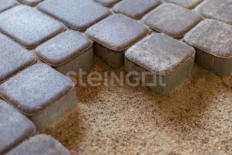 "Тротуарная плитка Классика ""Штайн Браун"" 60 мм"