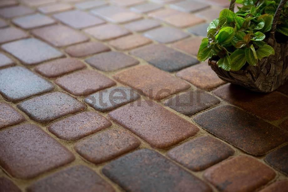 """Тротуарная плитка Классика """"Блэнд"""" 60 мм"""