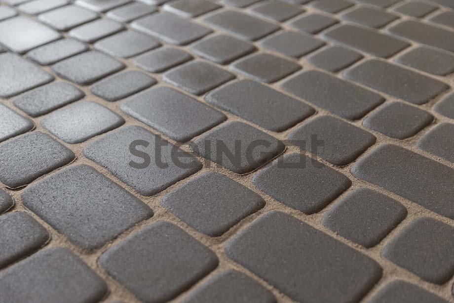 Тротуарная плитка Классика Серая 60 мм