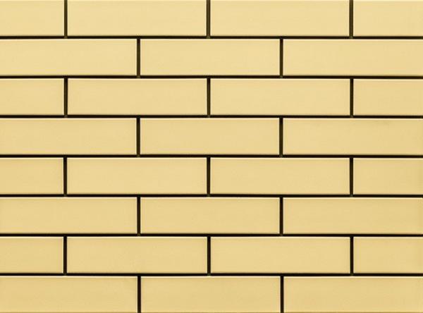 Клинкерная фасадная плитка под кирпич Piaskowa 240*65*6.5 мм