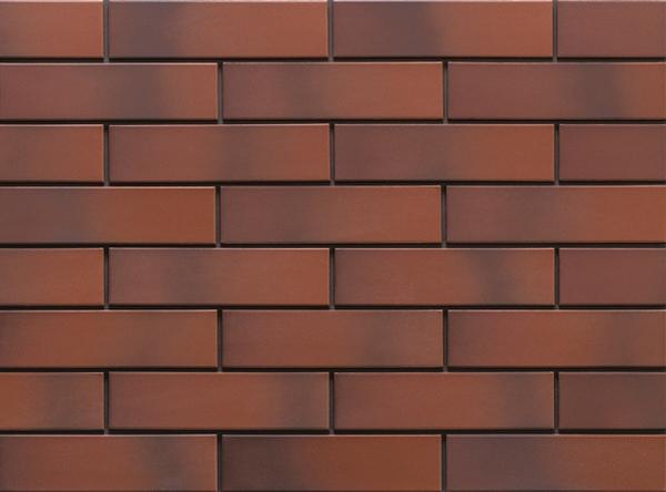 Клинкерная фасадная плитка под кирпич Cherry 240*65*6.5 мм