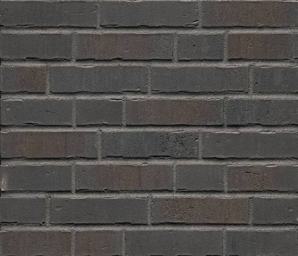 Клинкерная фасадная плитка Feldhaus Klinker R737 Vascu vulcano verdo NF14, 240*14*71 мм