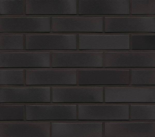 Фасадные термопанели с клинкерной плиткой Feldhaus Klinker R509 Geo ferrum liso