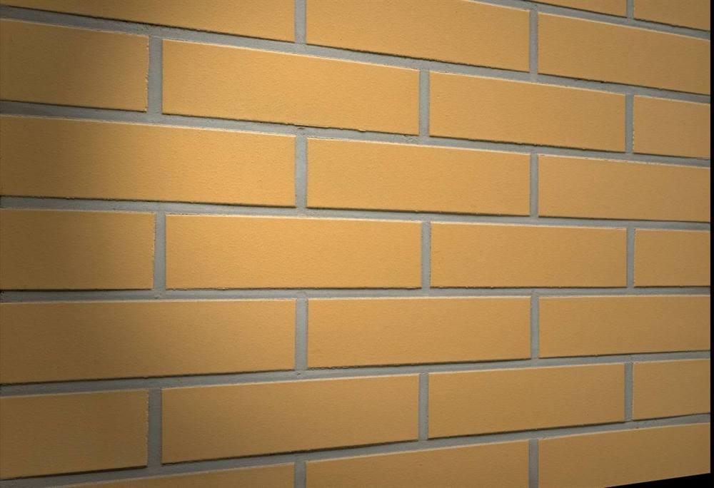 Фасадные термопанели с клинкерной плиткой Feldhaus Klinker R200 Amari liso