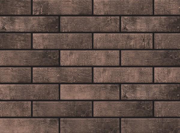 Фасадные термопанели с клинкерной плиткой Loft Brick Cardamon