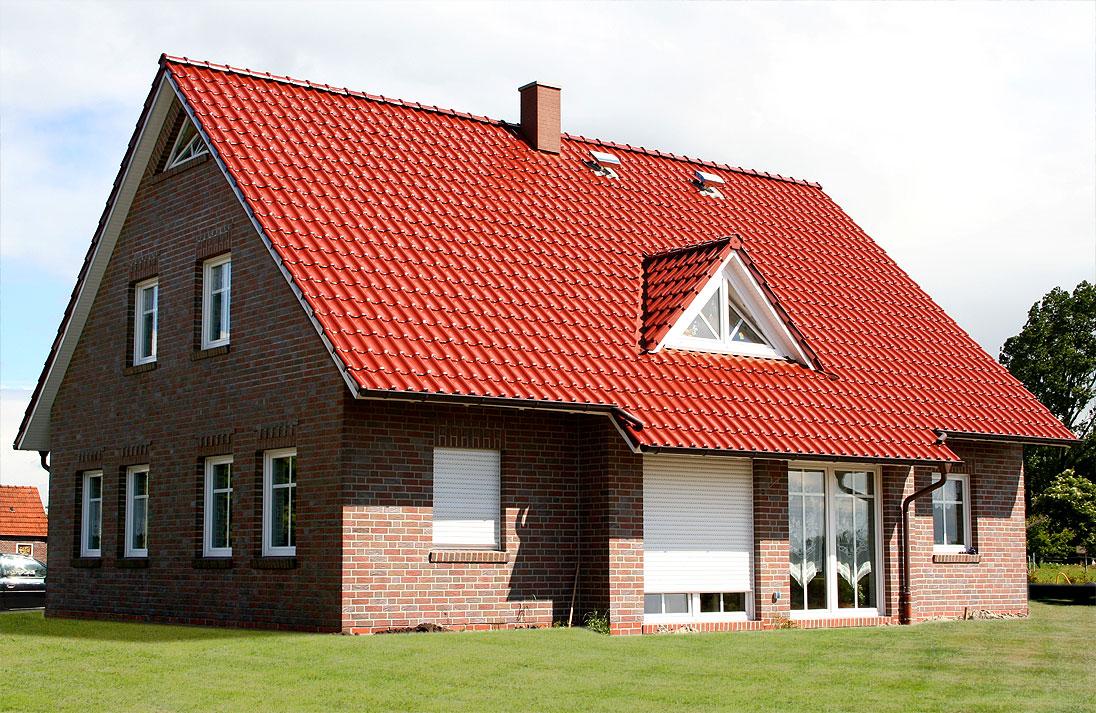 Клинкерный облицовочный кирпич Roben Greetsiel friesisch-bunt genarbt NF, 240x115x71