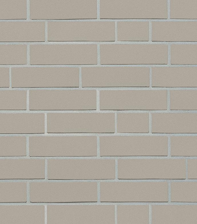 Клинкерная фасадная плитка под кирпич Roben Faro grau-nuanciert, 240*9*71 мм