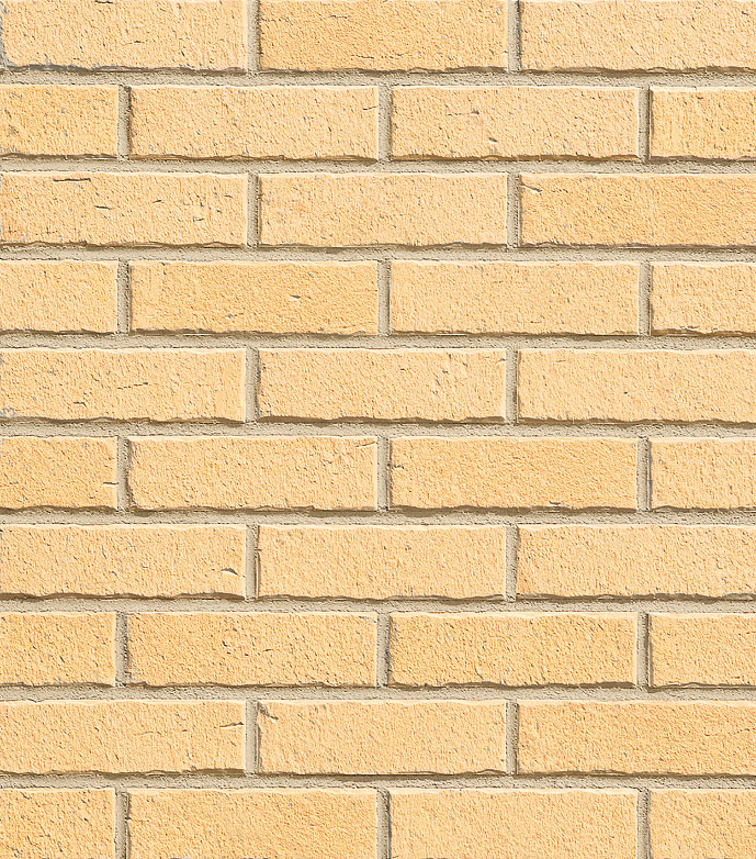 Клинкерная фасадная плитка под кирпич Roben Aarhus Sandweiß-bunt, 240*14*71 мм