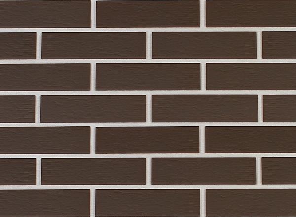 Фасадные термопанели с клинкерной плиткой Natural Brown Duro