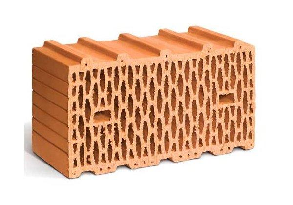 Поризованный рядовой блок RAUF Therme 14,3 NF 510*250*219
