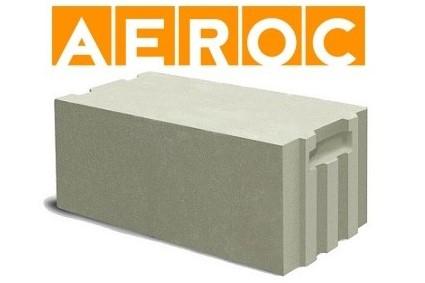 Газобетонные блоки AEROC EcoTerm (D400), 300*250*625 мм