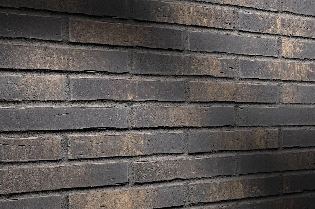Клинкерная плитка Feldhaus Klinker ригель формата vascu vulcano sola R738LDF