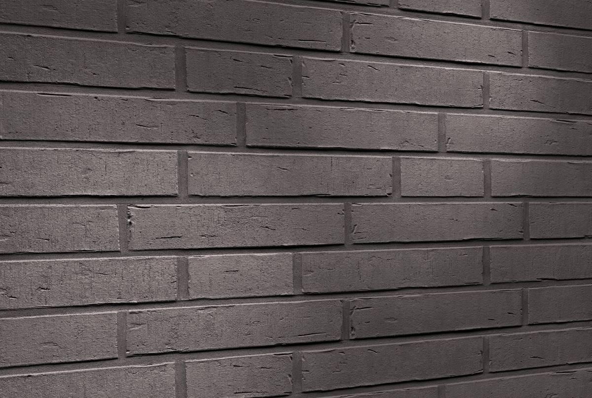 Клинкерная плитка Feldhaus Klinker ригель формата vascu vulkano R761LDF