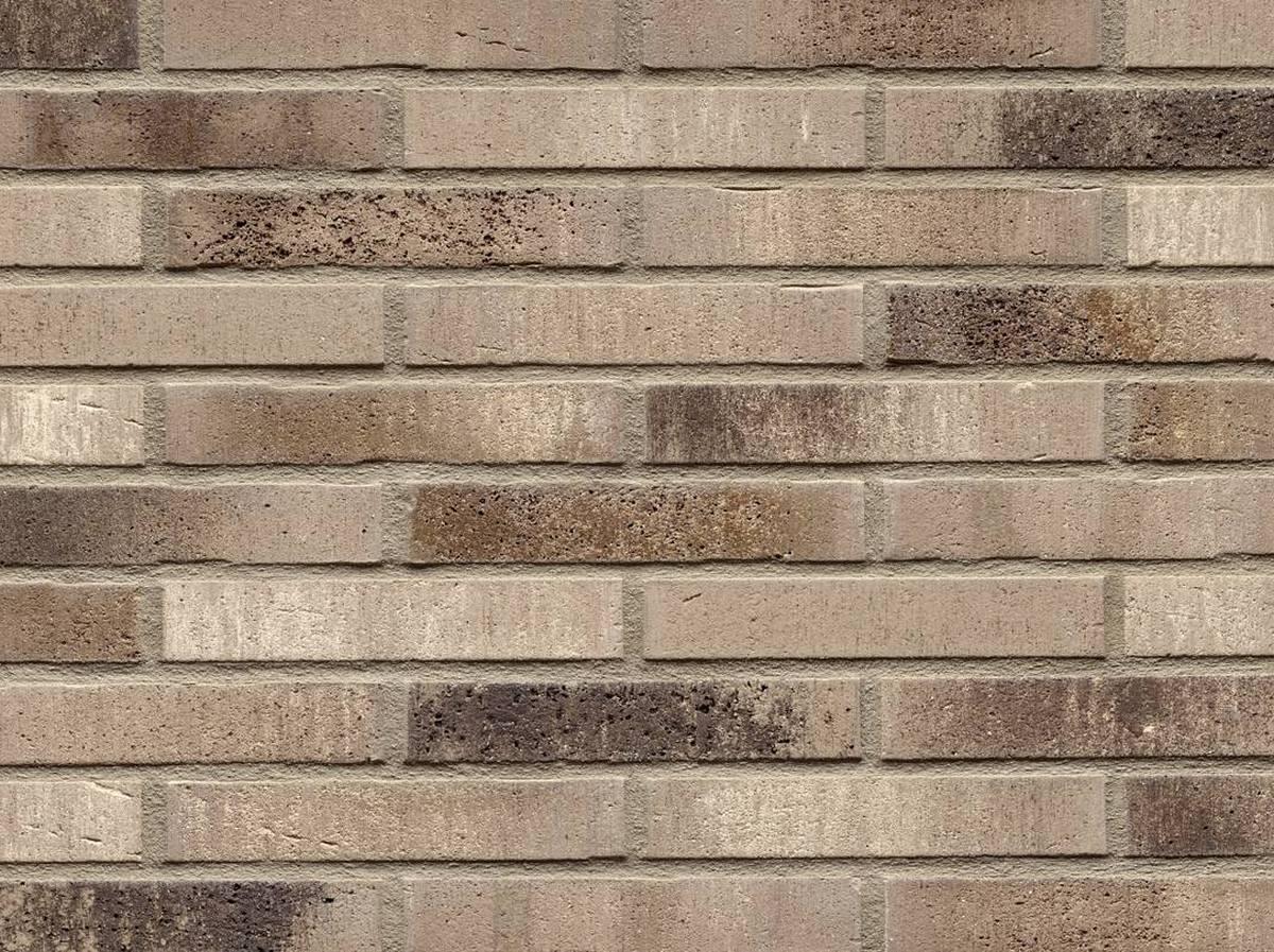 Клинкерная плитка Feldhaus Klinker ригель формата vascu argo antrablanca R773LDF