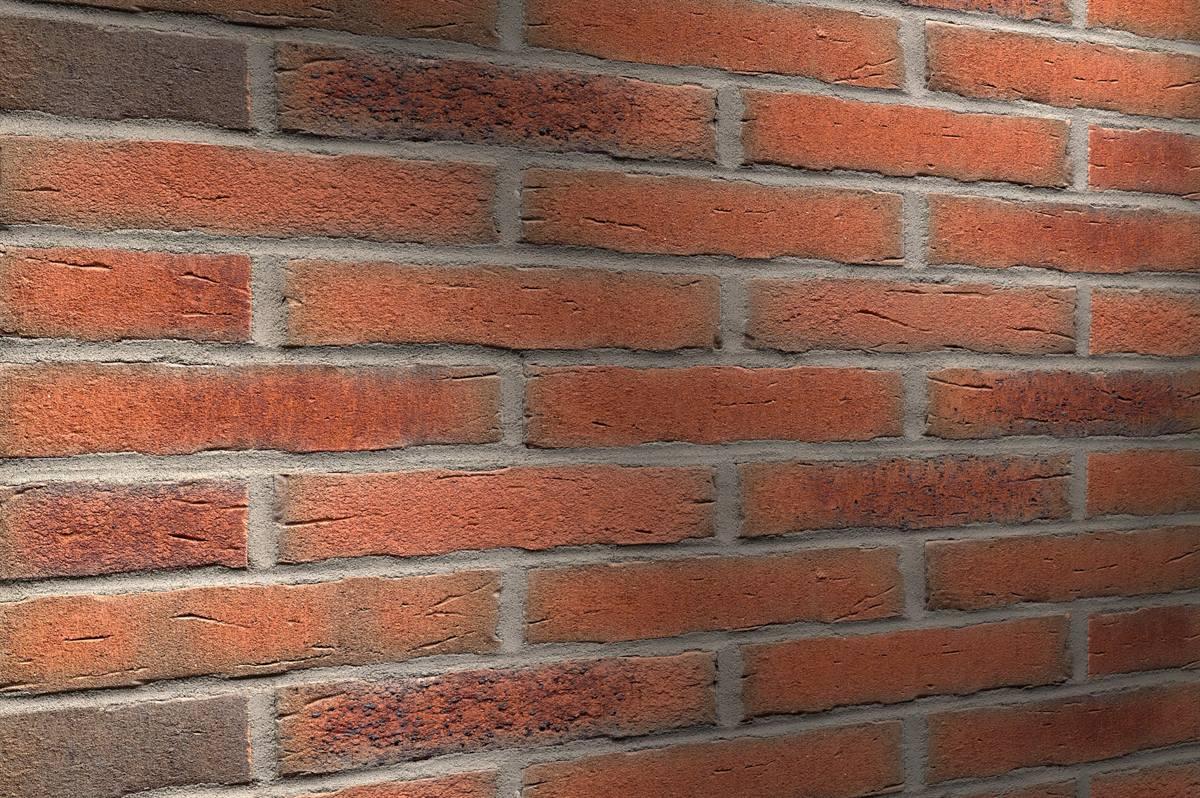Клинкерная плитка Feldhaus Klinker ригель формата sintra terreno bario R698LDF