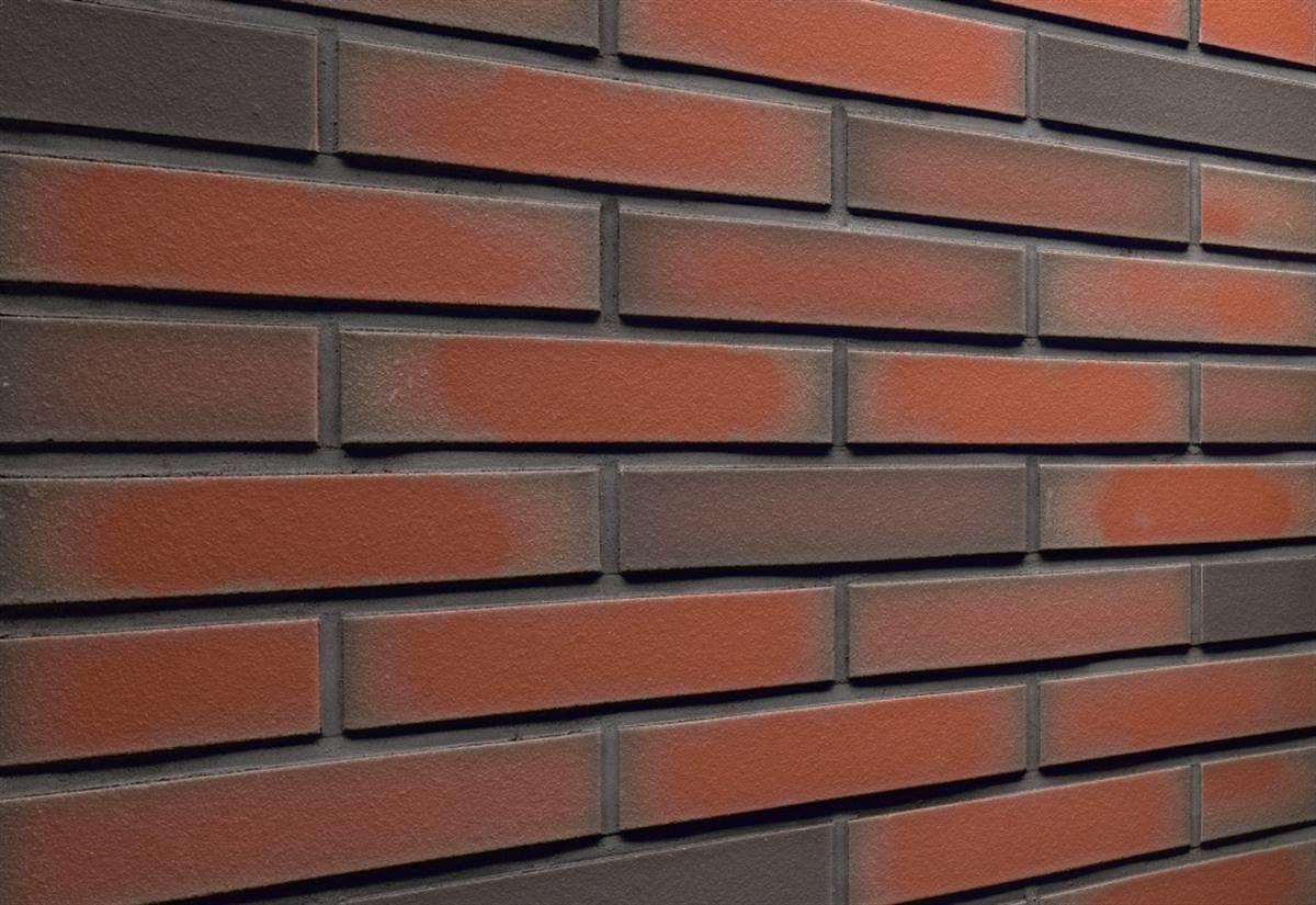 Клинкерная плитка Feldhaus Klinker ригель формата ardor liso R303LDF