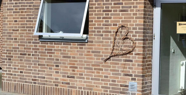 Облицовочный кирпич ручной формовки Randers Tegl RT 531 Colosseum handstrichziegel