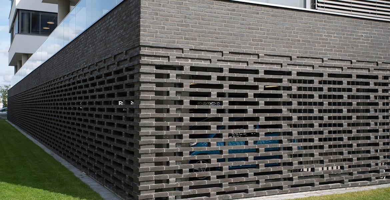 Облицовочный кирпич ручной формовки Randers Tegl RT 548 Hera handstrichziegel