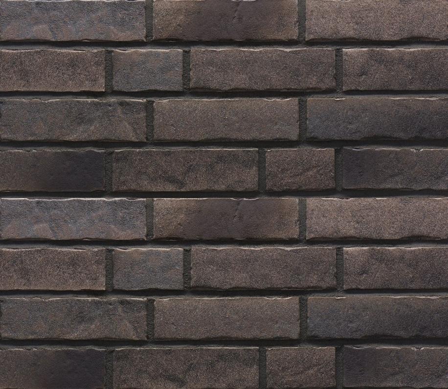 Клинкерная плитка под кирпич Stroher Zeitlos 368 sepiaquarz