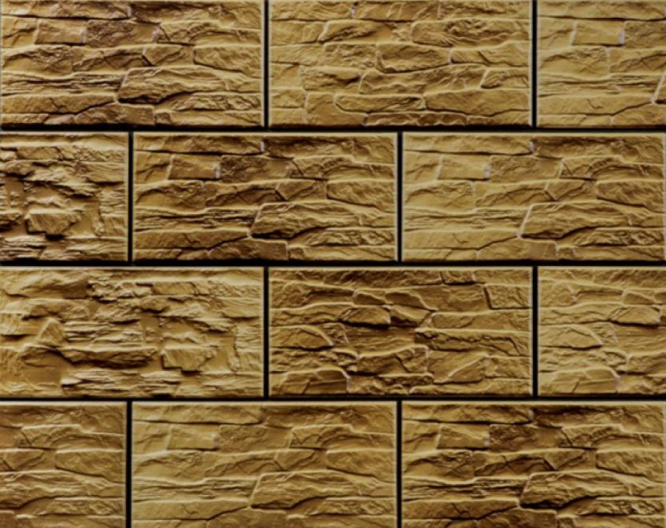 Цокольная плитка Cerrad Stone Limonite