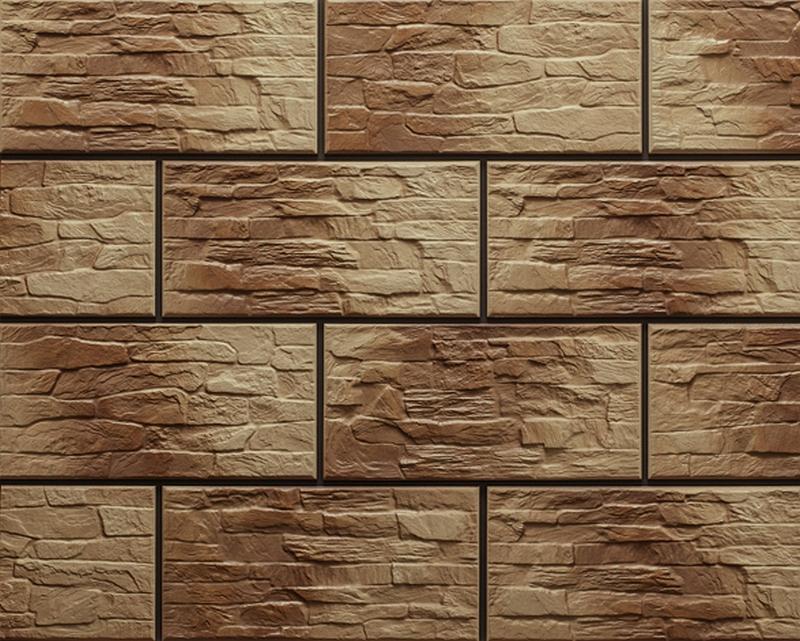 Цокольная плитка Cerrad Stone Mocca