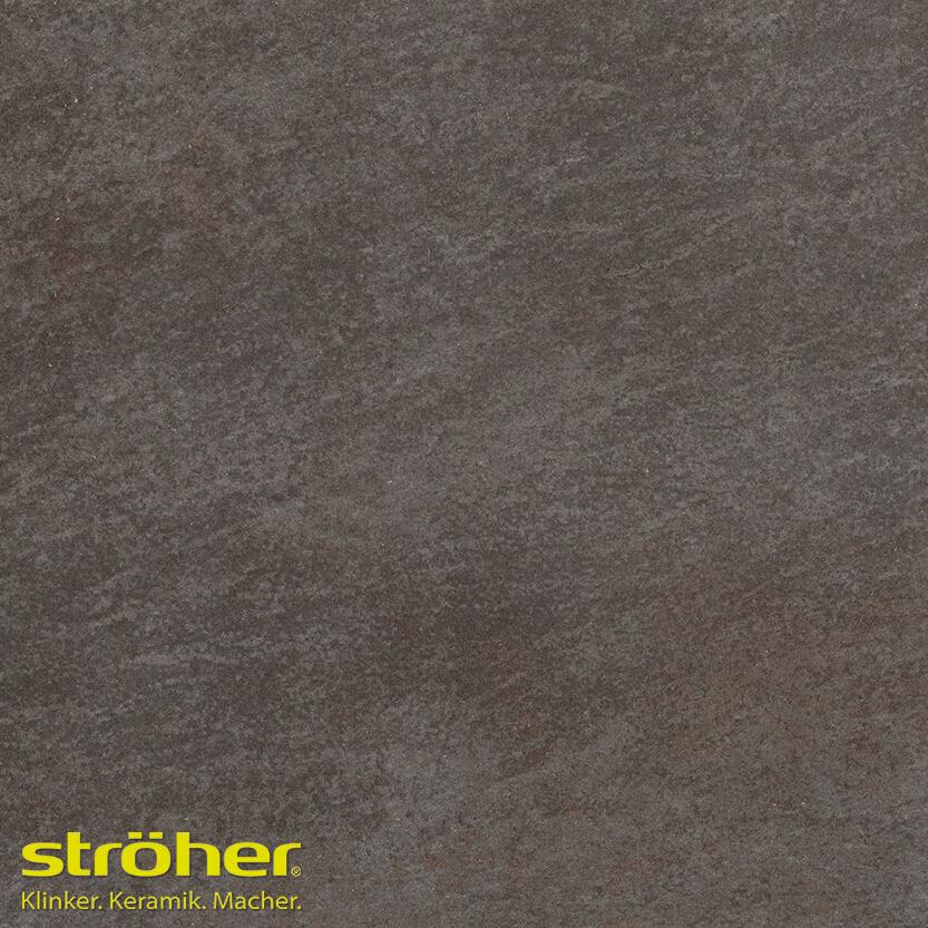 Клинкерная напольная плитка Stroeher Asar 645 giru, 294*294*10 мм