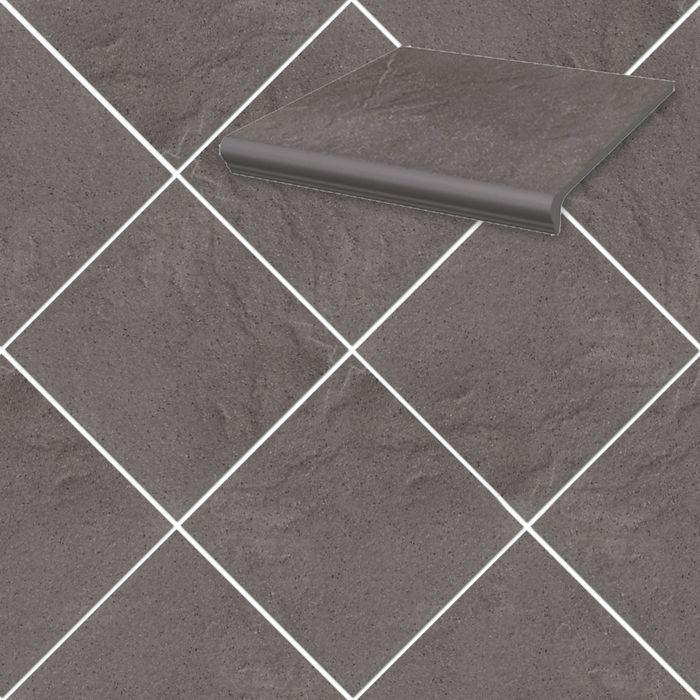 Напольная клинкерная плитка Paradyz, Taurus Grys 300*300*11 мм