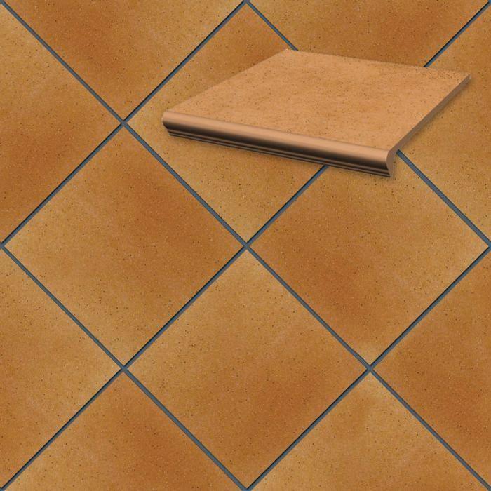 Напольная клинкерная плитка Paradyz, Aquarius Beige 300*300*11 мм