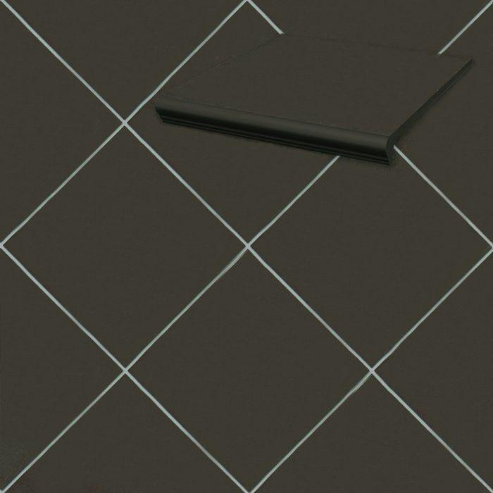 Напольная клинкерная плитка Paradyz Natural Brown, 300*300*11 мм