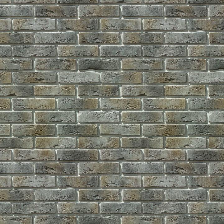 Облицовочный камень под кирпич ручной формовки Лондон Брик 300-80