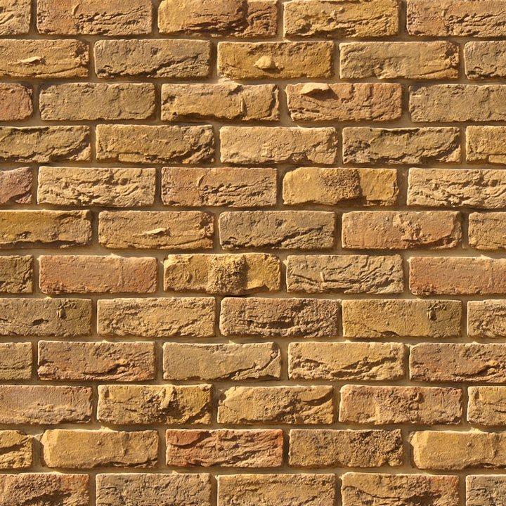 Облицовочный камень под кирпич ручной формовки Бремен Брик 305-60